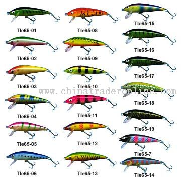 Fishing lures fishing reels for Different types of fishing lures