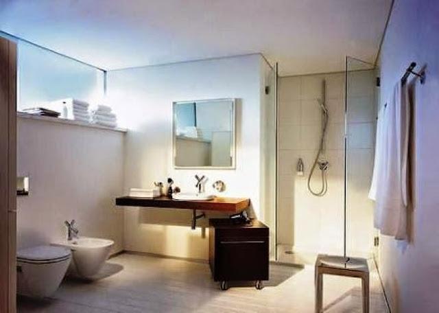 8 صور تصاميم و نماذج حمامات حديثة