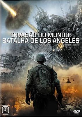 Capa - Invasão do Mundo: A Batalha de Los Angeles