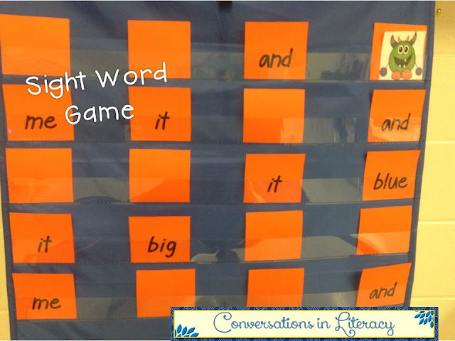 Low Prep Fun Sight Word Activities