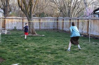 Image Result For Backyard Badminton Set