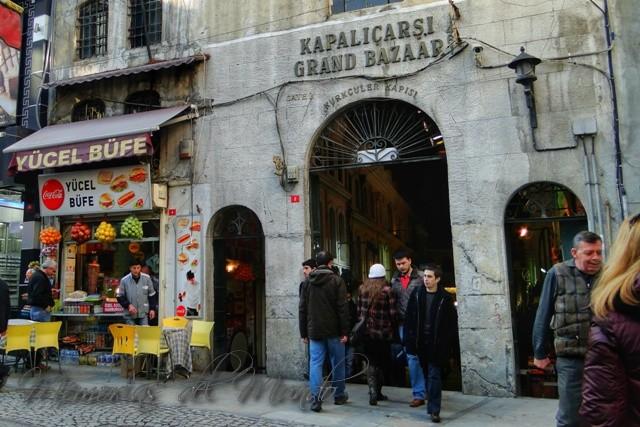 Gran Bazar  Estambul. Como ir al Gran Bazar