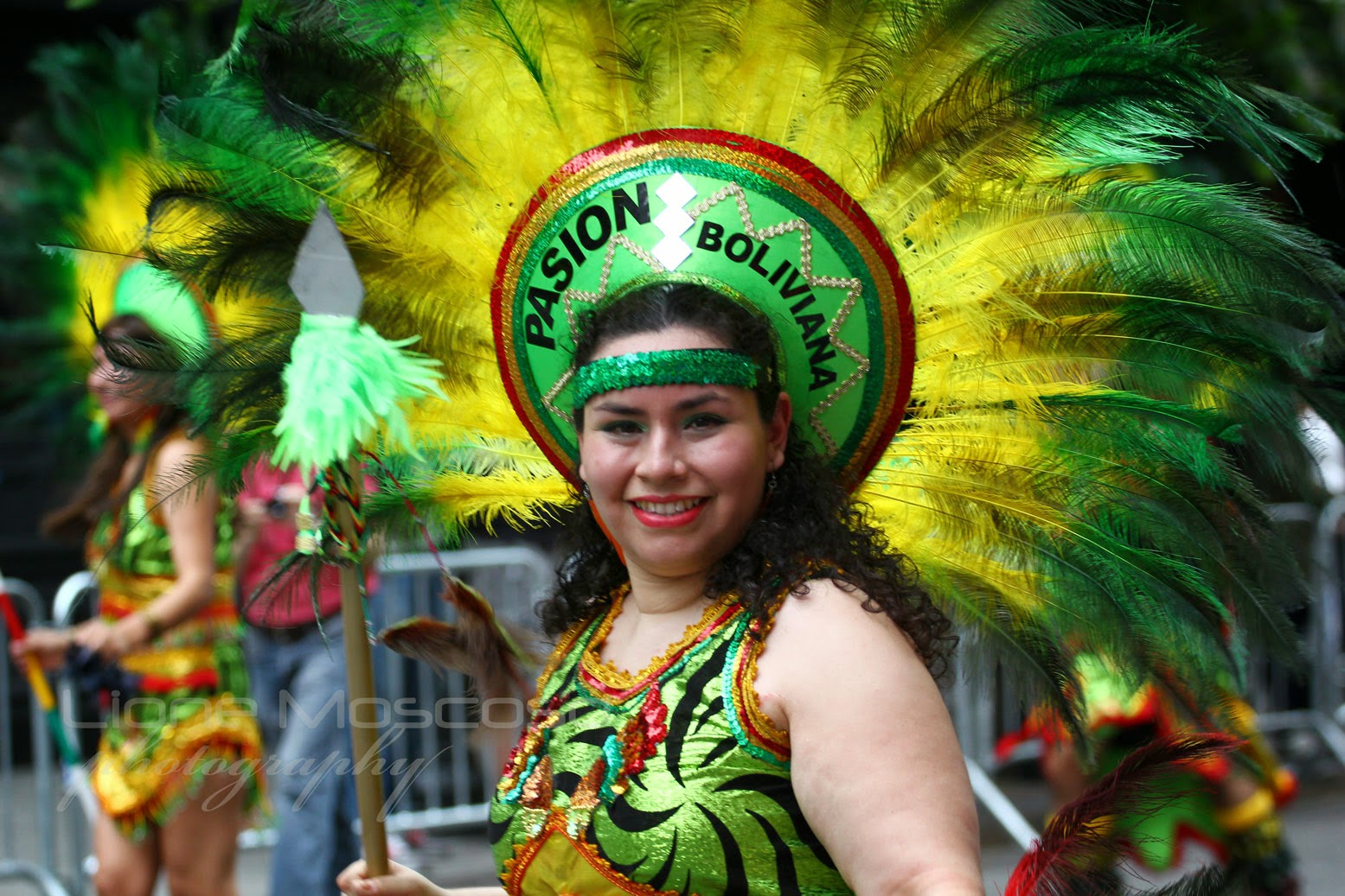 Dance Parade of Manhattan- bolivian dancer group