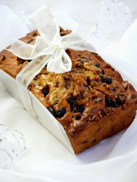 Spiced Fruit Bread, eCurry