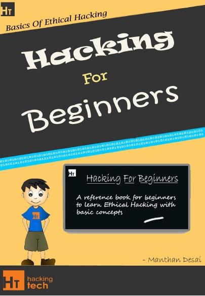 hacking+for+beginners নিন হ্যাকিং শিখার চমৎকার সব বই