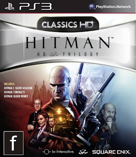 Hitman HD Trilogy PS3 ISO