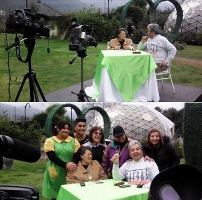 PROGRAMA AÑOS DORADOS CUMPLE 9 AÑOS AL AIRE EN EL CANAL 6 QUILICURA TV