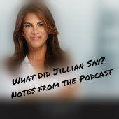 What Did Jillian Say?