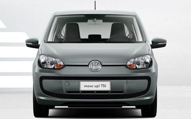 Volkswagen up! 2016 TSI