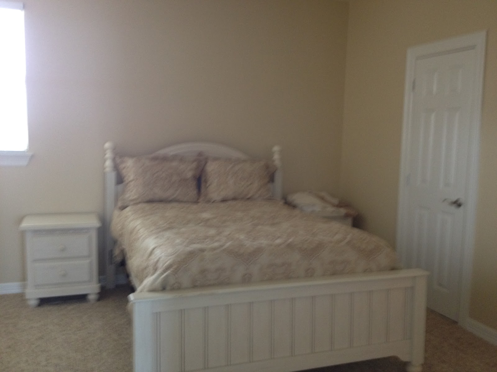 Boring Bedroom