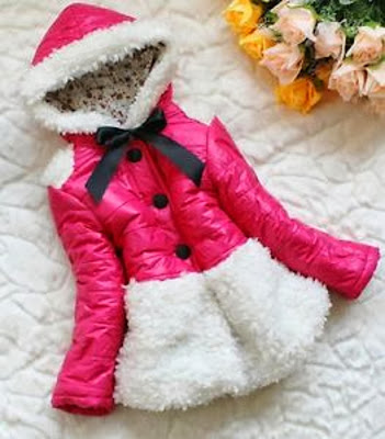 Vêtement bébé fille hiver  - Photo bébé