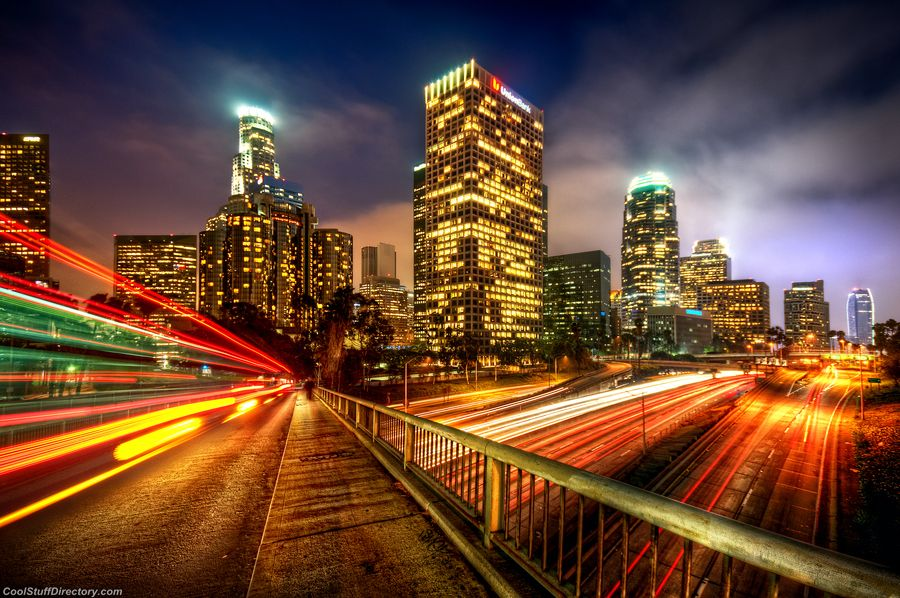 35. LA Financial District by Neil Kremer