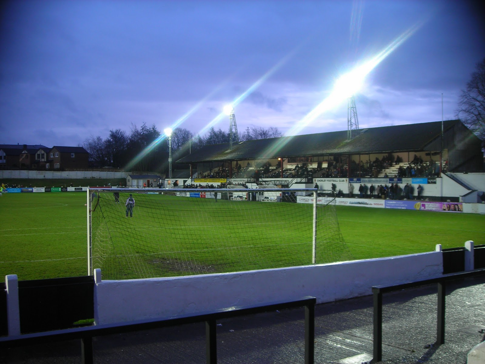 Northern Football Victory Park Chorley Fc Ground Info