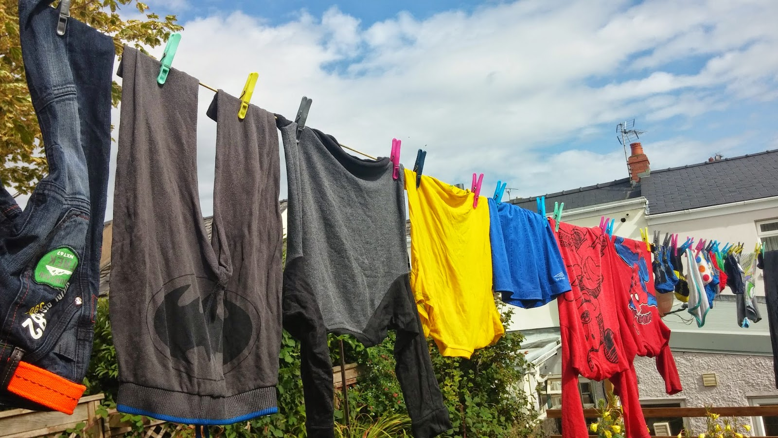 washing baby clothes, #shop, #Mums4Tommys, #cbias,