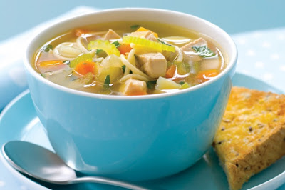 Easy Chicken Noodle Soup Recipe