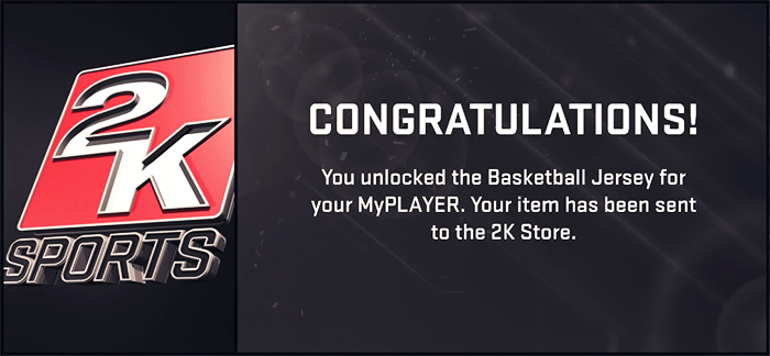 NBA 2K15 Random Item Locker Code