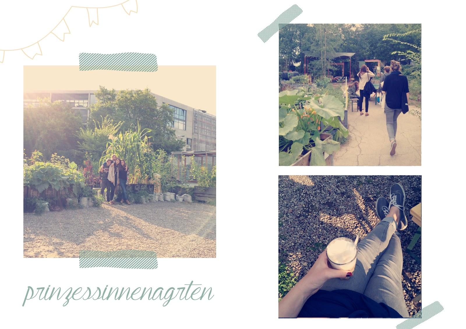 Unterwegs im Prinzessinnengarten