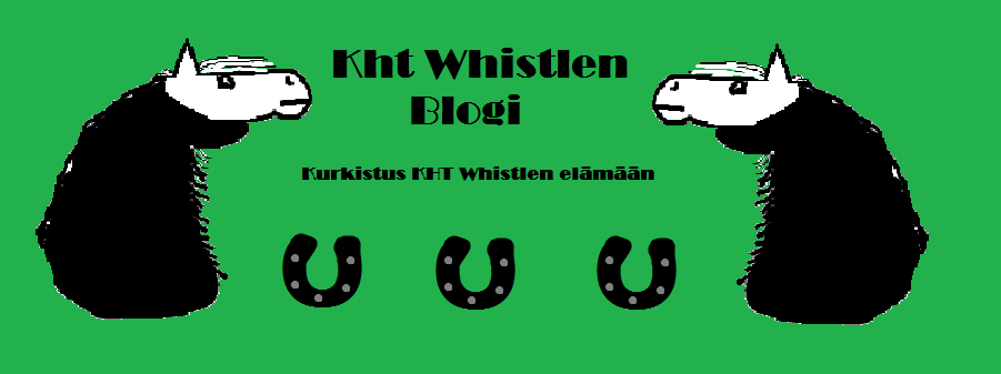 Kht Whistlen blogi