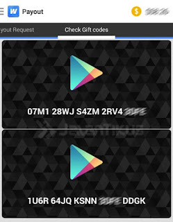 kode redeem google play