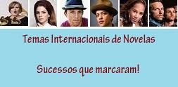 Músicas Internacionais que fizeram sucesso em novelas
