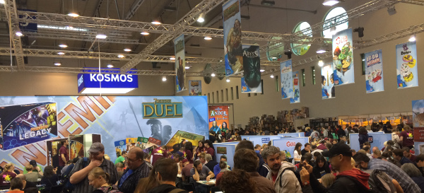 Essen 2015 Part One