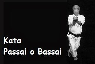 Kata Passai o Bassai