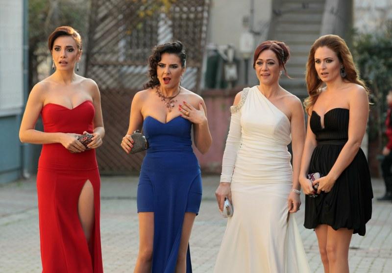 Umutsuz Ev Kadınları Fox TV tanıtım Fragmanı