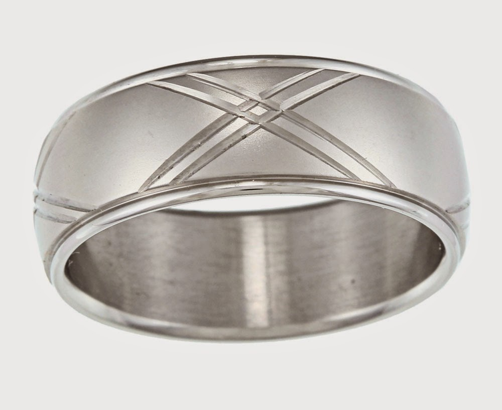 Cheap Mens Wedding Bands Stainless Steel Model pictures hd