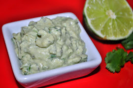 Cool Ranch Avocado Lime Dip