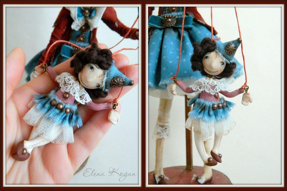 Куклы марионетки своими рукам