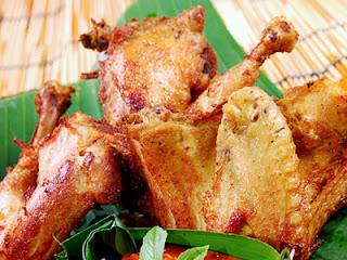 Resep Ayam Goreng Kalasan Ala Restoran Terkenal