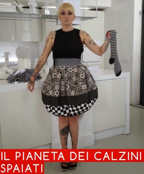 Il Pianeta dei calzini spaiati (il corto di Emiliano Pepe e La Pina) Clicca per vederlo!!!