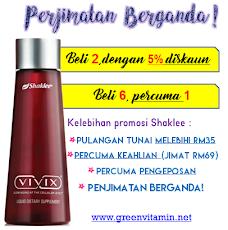Vivix Harga Promosi?