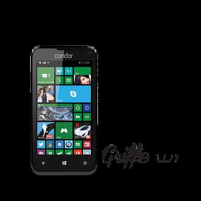 مراجعة هاتف كوندور الجديد Griffe W1 أول هاتف جزائري يعمل بنظام windows phone