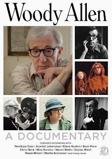 Imagen del cartel de la película 'Woody Allen. El documental'