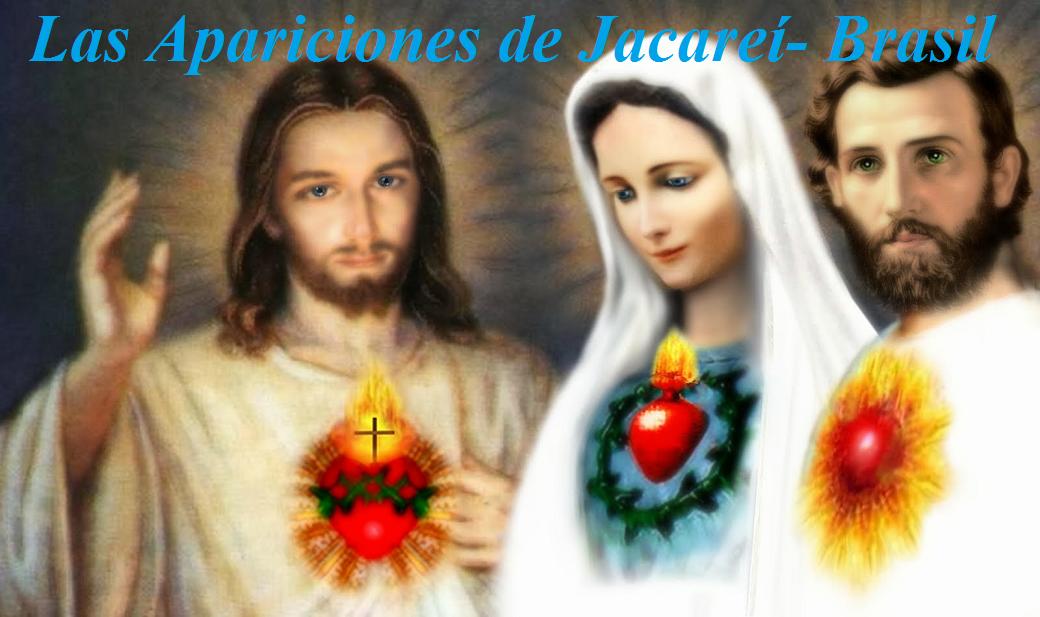 Las Apariciones de  Jacareí - Brasil