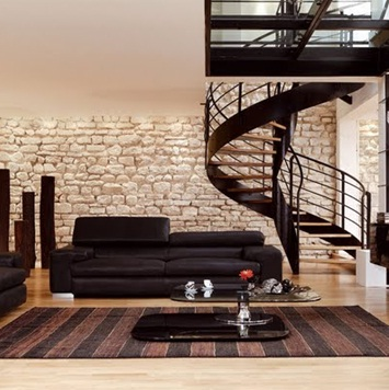 Mi casa mi hogar escaleras interiores - Escaleras rusticas de interior ...