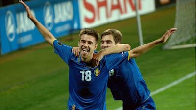 Moldova 4 - 0 San Marino