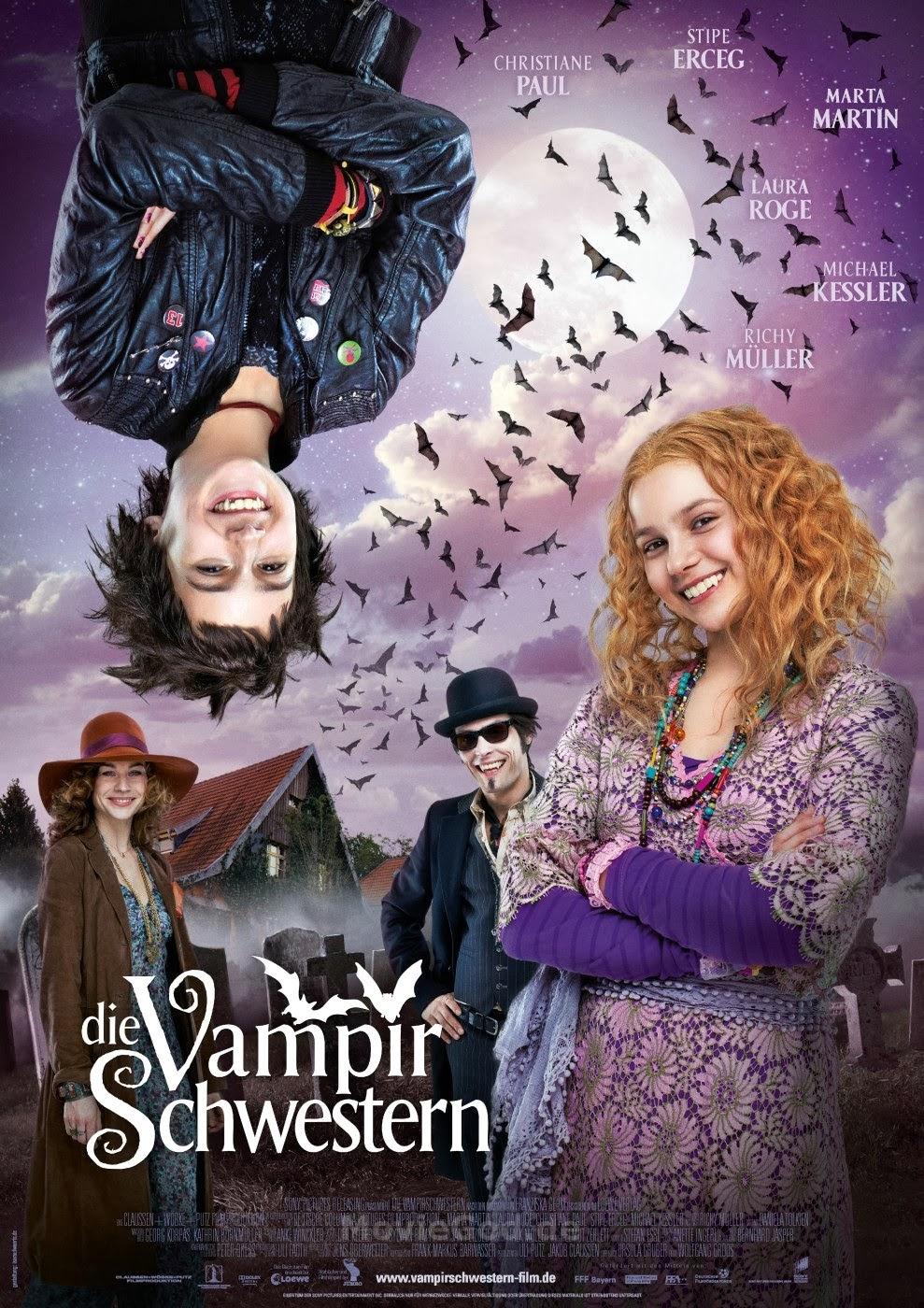 As Irmãs Vampiras Dublado
