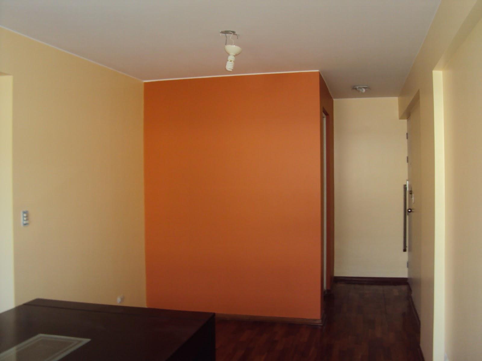 Pintandoelperu departamento empastado con pasta de muros - Pintura de pizarra para paredes ...