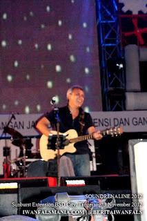 Iwan Fals Soundrenaline 2012