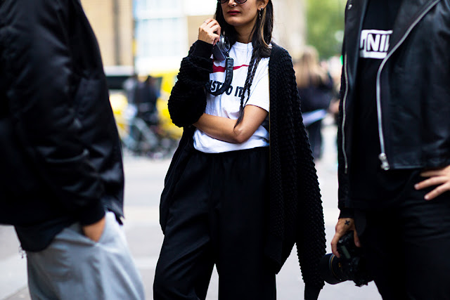 London Fashion Week Spring - Summer 16 Street Style (I)