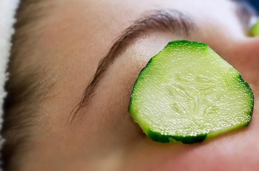 4 Khasiat Mentimun untuk Kesehatan Mata