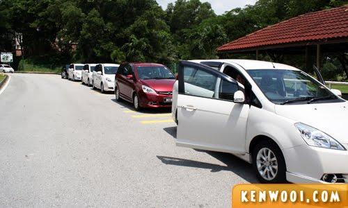 car convoy