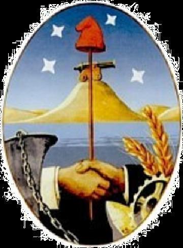 logo del partido de coronel rosales ,ciudad cabecera  punta alta