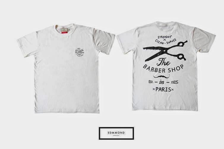 Camiseta de la colección primavera-verano de Edmmond