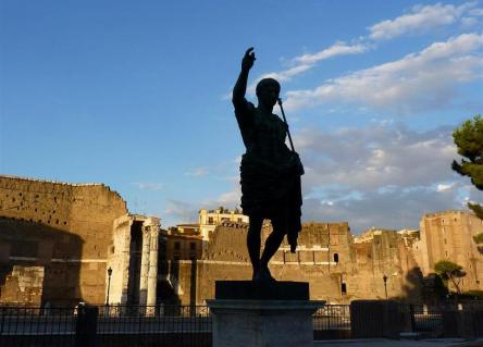 Tramonti Romani: I Fori Imperiali - Visite guidate Roma 25/04/2013