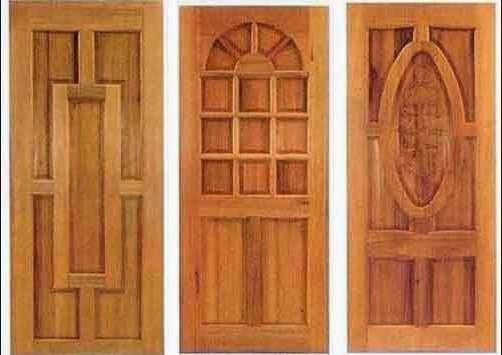 Model Pintu Rumah Minimalis 4