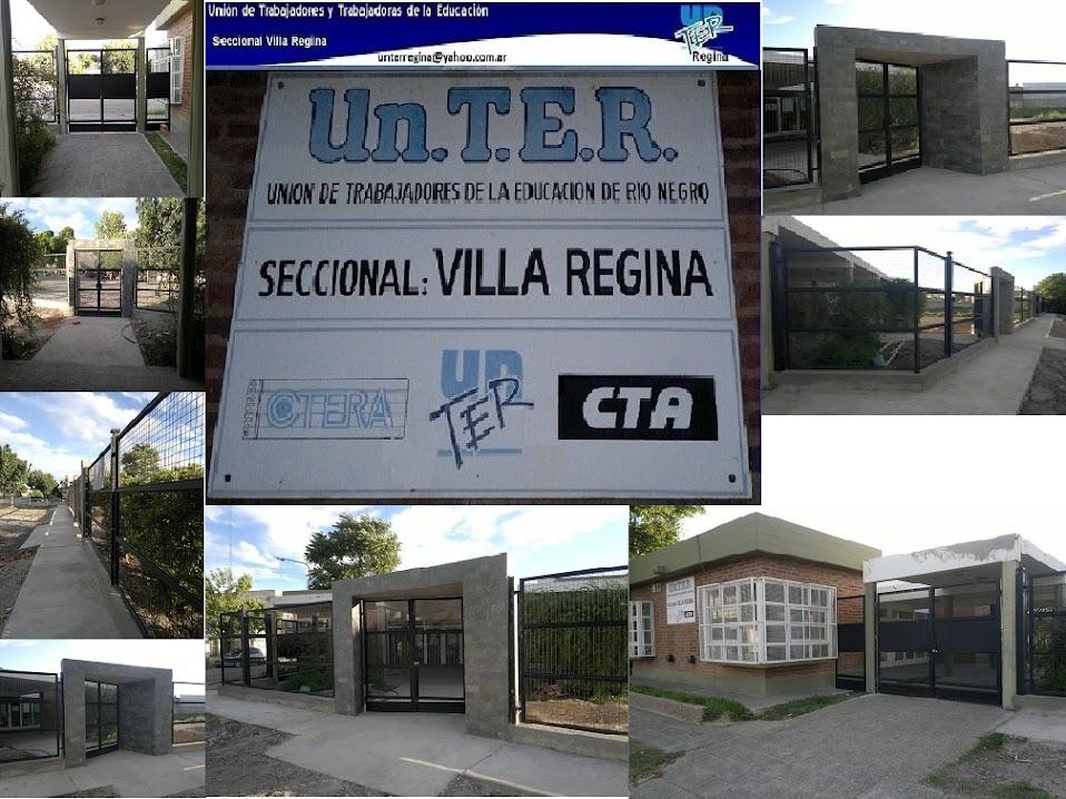 UnTER Seccional Villa Regina