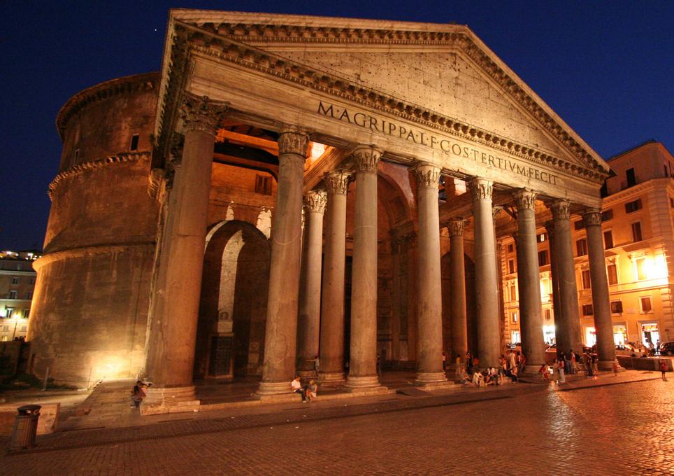Quotidiano honebu di storia e archeologia il cemento for Interno 5 b b roma